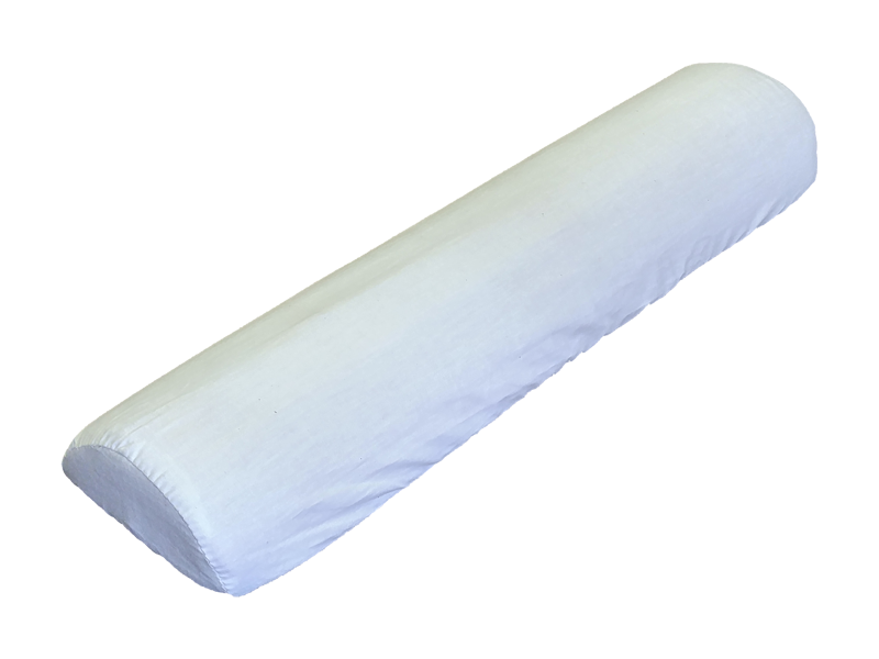 Cervical Half Bolster Medical Health Care Foam